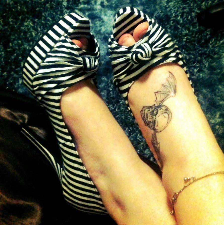 avenged sevenfold lyrics tattoos