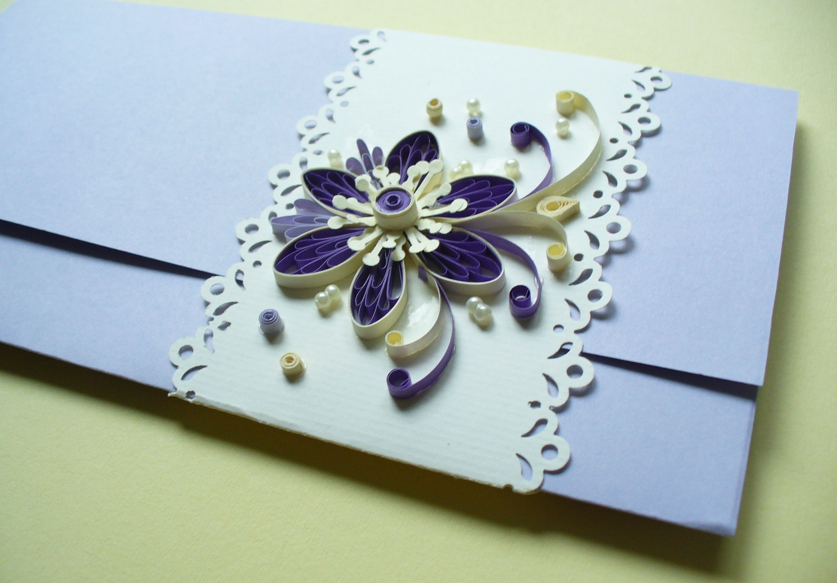 Самые красивые, открытки для денег квиллинг