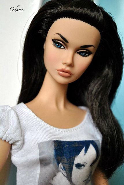 Reluctant Debutante | Fashion dolls, Fashion royalty dolls