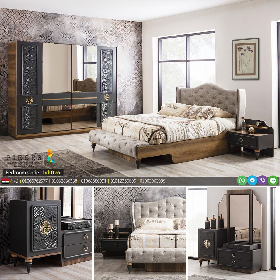 أحدث كتالوج غرف نوم مودرن كامله 2021 غرف نوم مصر Home Decor Bed Furniture