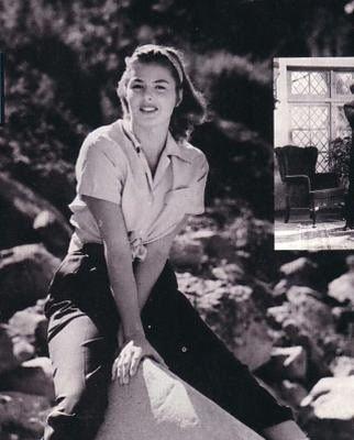 Ingrid Bergman | イングリッド・バーグマン | イングリッド、俳優