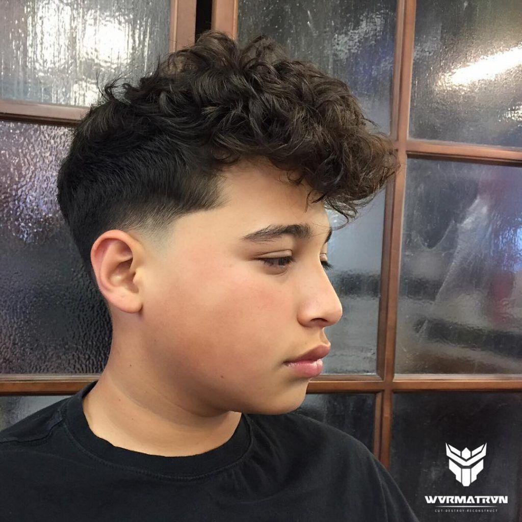 Curly mens haircuts hailwormatroncurlymenshaircut  mens hairstyles  pinterest