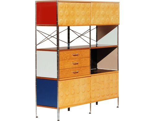 Charming Eames Storage Unit 420 Design Charles U0026 Ray Eames®, 1950 Zinc Coated Steel