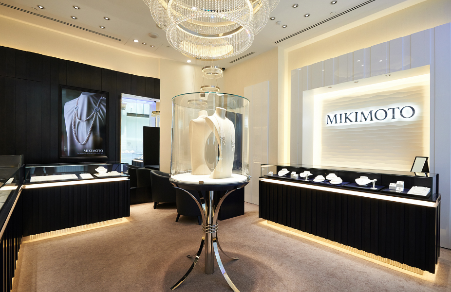 Mikimoto Store Google Search Store Interiors Shop Interiors
