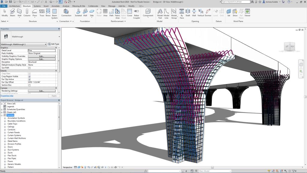 Bim For Reinforced Concrete It S In The Details Structural Engineering Autodesk Revit Rebar Detailing