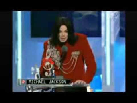 MICHAEL JACKSON Premio Artista del Siglo en la 29ª gala de los American Music Awards Subtítulos e - YouTube