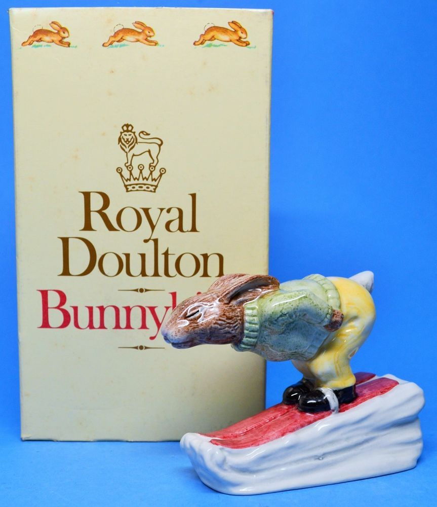 Royal Doulton Downhill Bunnykins Figurine DB31
