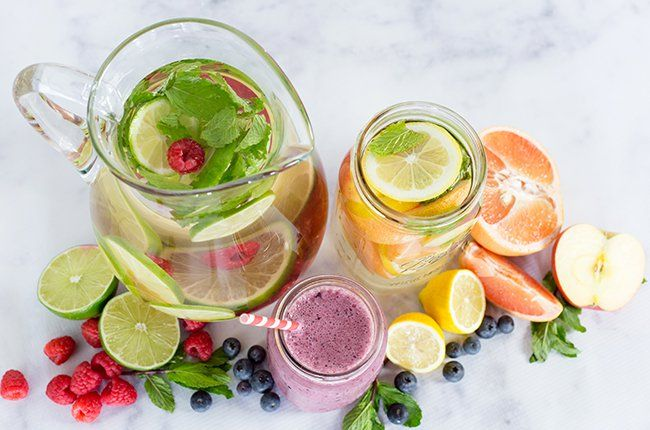 3 Flat Belly Drinks You've Gotta Try! @skinnymom