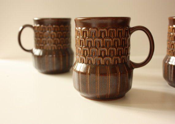 Wedgwood pennine Coffee Mugs Mid Century Retro by TriBecasVintage $32.00 & Wedgwood pennine Coffee Mugs Mid Century Retro by TriBecasVintage ...
