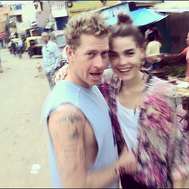 .@stefbambi_ | India w my babe!!!! | Webstagram - the best Instagram viewer
