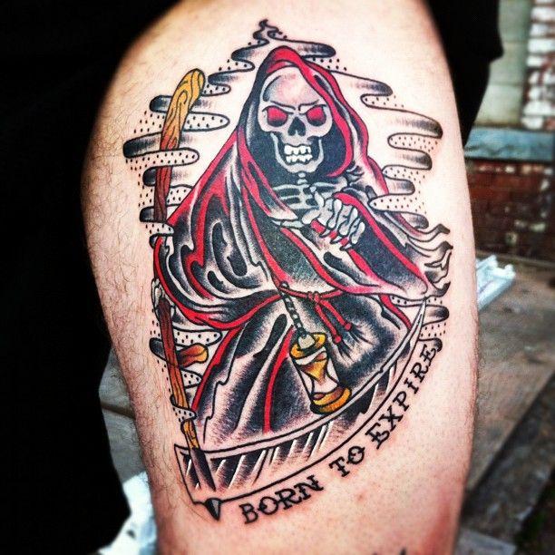 2c9417d79 50 Fearless Outlaw Biker Tattoo Designs - For Brutal Men | BEST ...