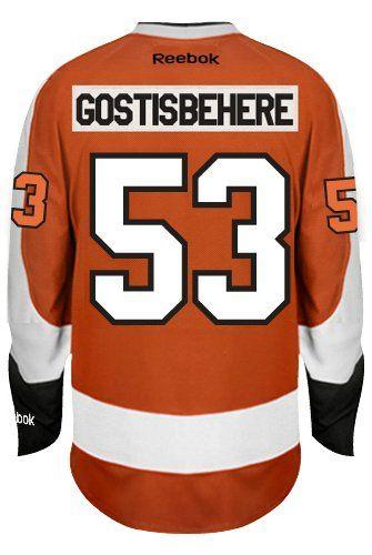 Flyers Shayne Gostisbehere Memorabilia  fe2194810