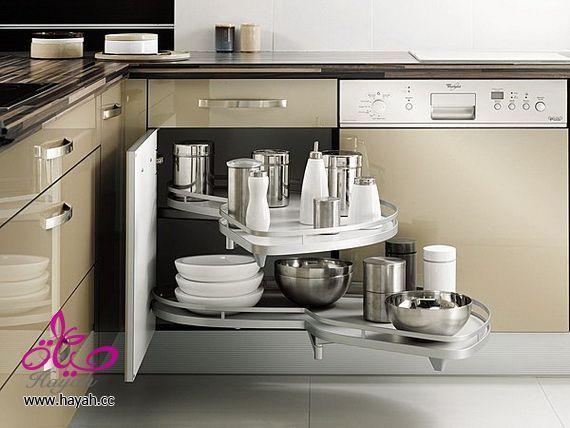 Image Result For تصاميم مطابخ حديثة Small Kitchen Cabinets Small Modern Kitchens Small Kitchen Storage