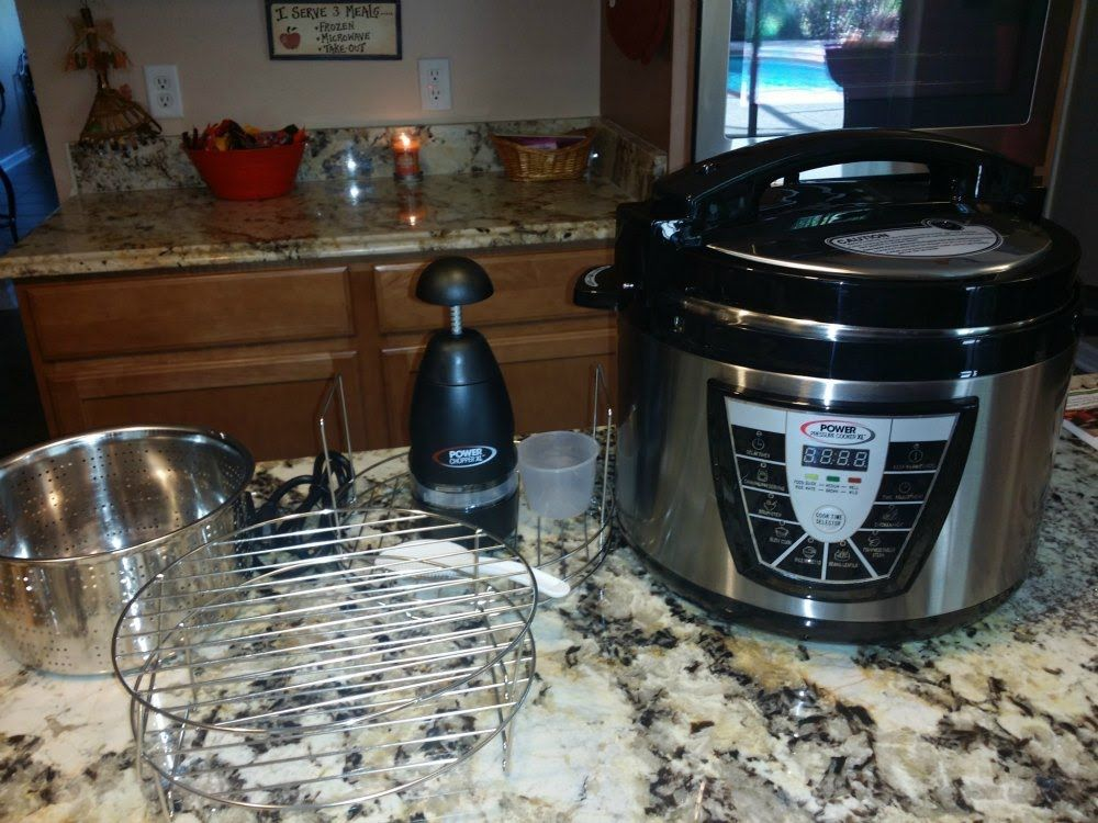 Power Pressure Cooker XL Unboxing