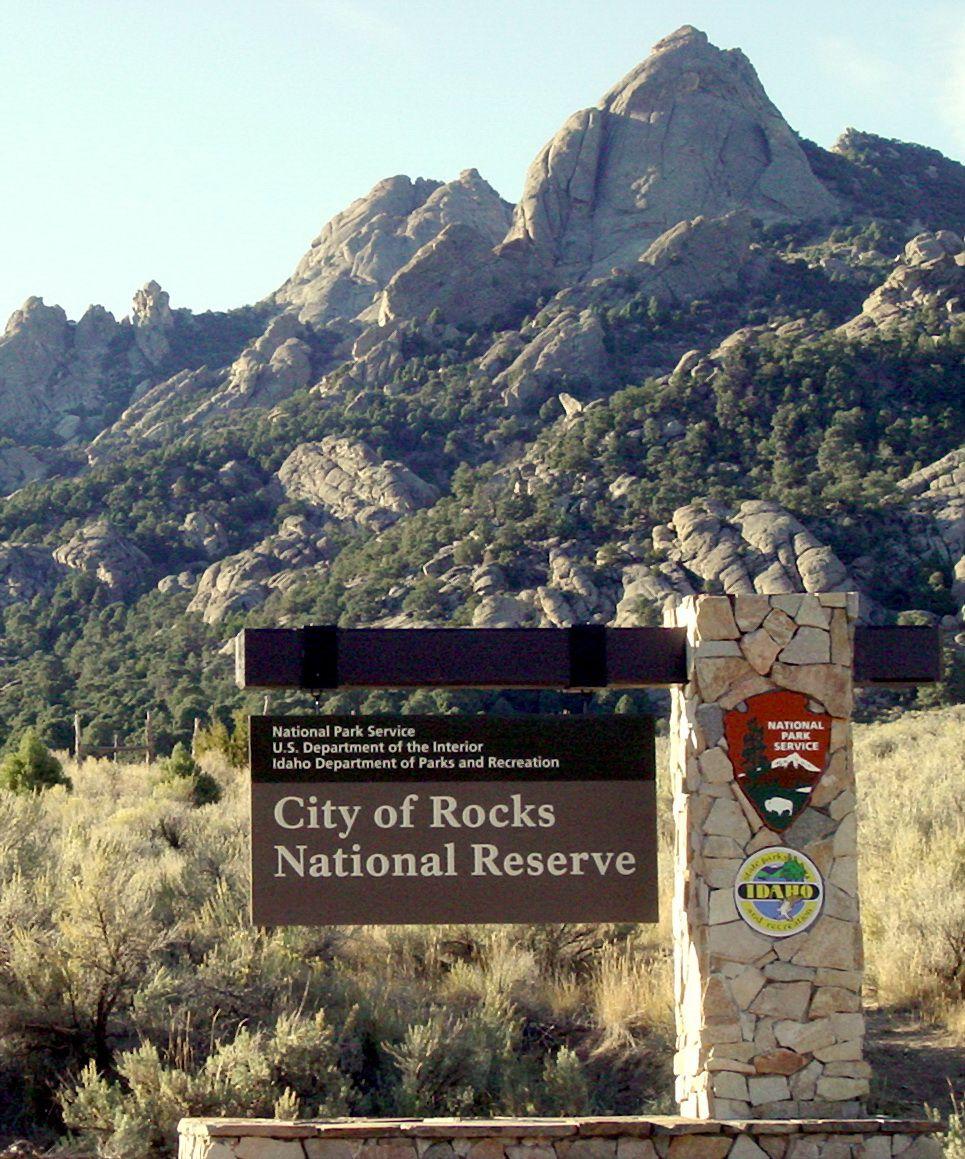 City Of Rocks National Reserve Idaho Parks Recreation Www Parksandrecreation Idaho Gov Idparksandrec With Images Idaho Travel National Parks Visit Idaho