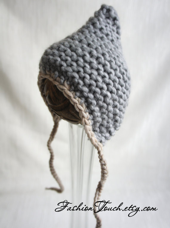 Baby Bonnet, Baby Hat, Baby Photo Prop, Newborn Photo Prop, Baby Boy ...