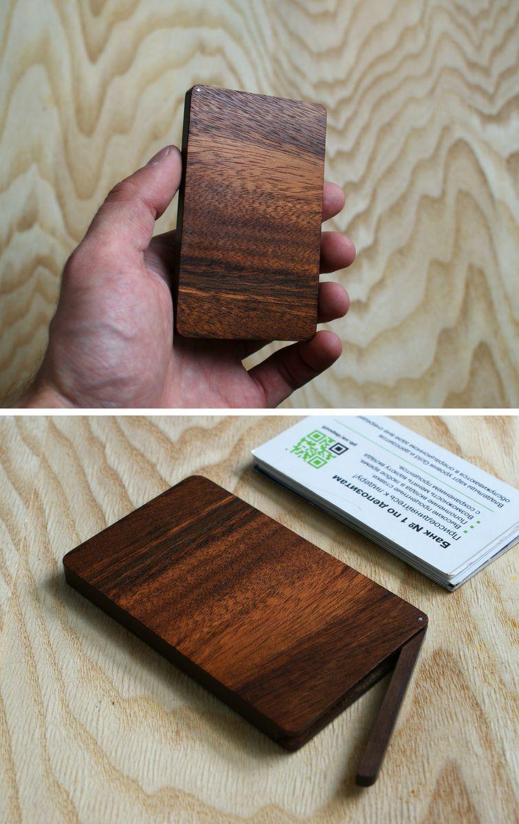 Wooden business card case personalized monogram engraveble business blazer luxury wood business card case for 15 20 business cards leather business card colourmoves