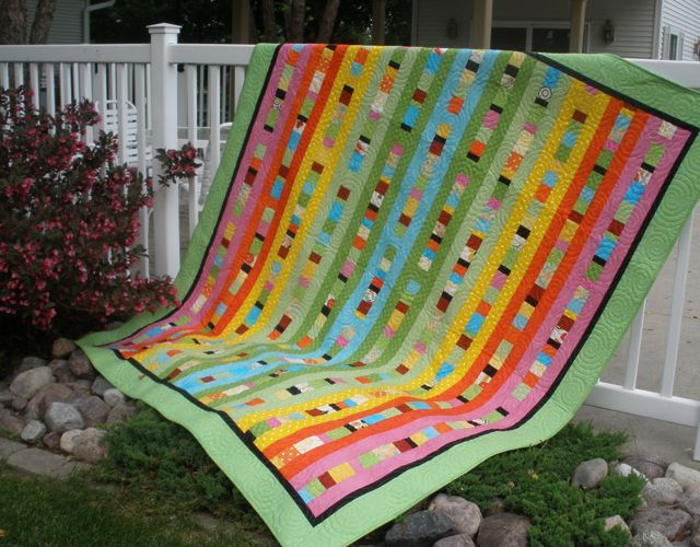 Quilt to Give Free Quilt Pattern by Nancy Zieman