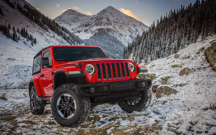Download Wallpapers Jeep Wrangler Rubicon Winter 2017 Cars Offroad Suvs Jeep Wrangler Mountains Jeep Besthqwallpapers Com Jeep Wrangler Jeep Wrangler Rubicon Jeep