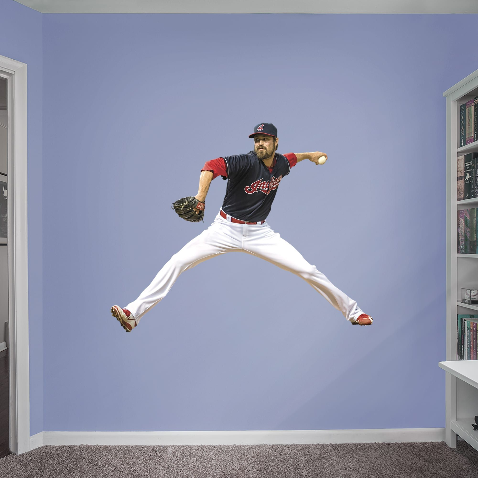 Andrew Miller Giant Officially Licensed Mlb Removable Wall Decal