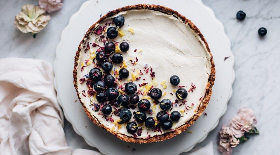 A Simply Divine Lemon Cake Gf V Deserty Vkusnyashki I Syroedenie