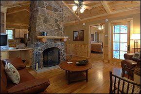Love The Stone Fireplace Cabin Rentals In Arkansas Beautiful Cabins Cabin