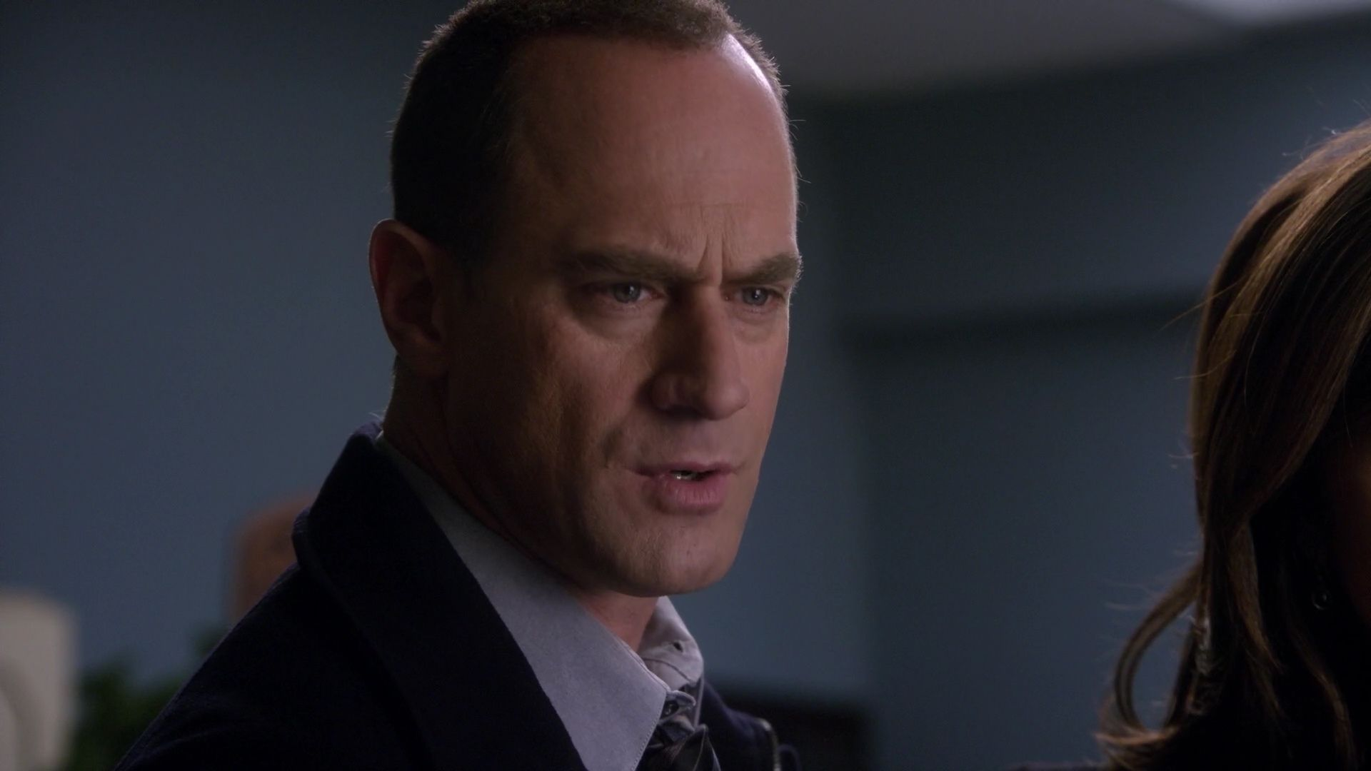 Elliot Stabler Chris Meloni Law And Order Svu Special Victims Unit