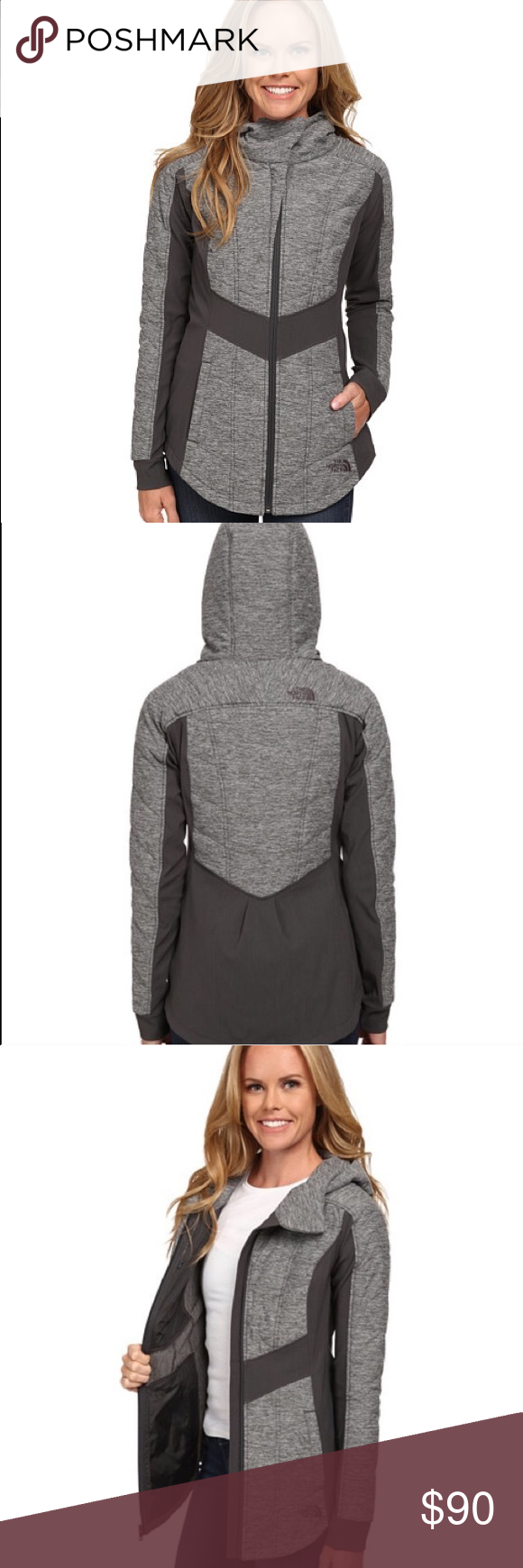 9cd36264e Women's North Face Pseudio Jacket After yoga, sink into this lightly ...
