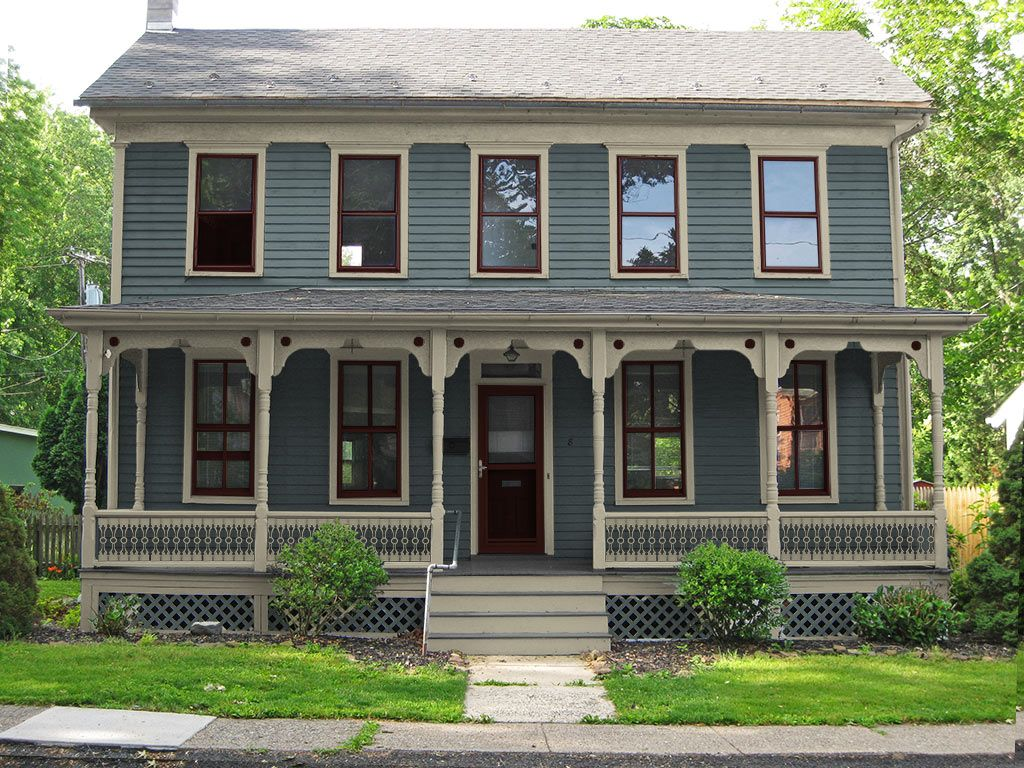 Exterior Paint Colors For Older Homes