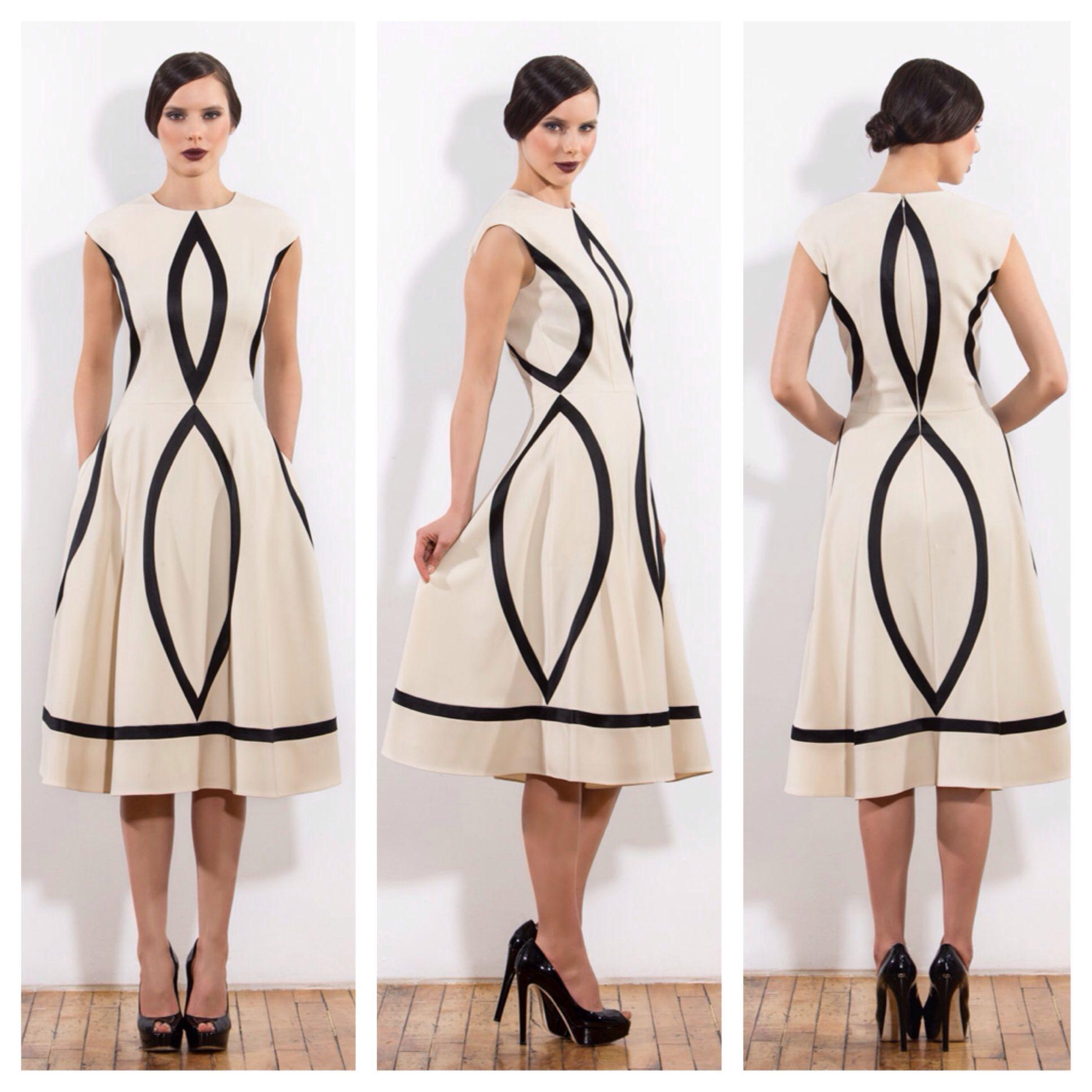 Christiana J. Paul Fall 2014 Asher Dress