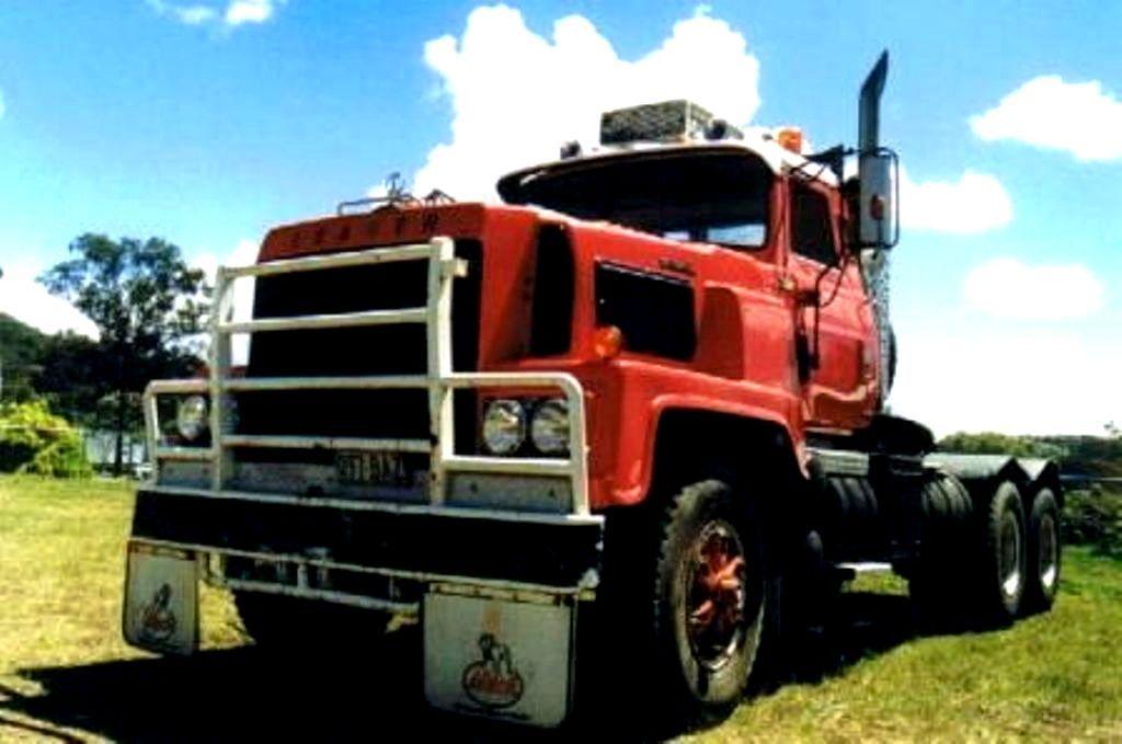Leader Challenger 6x4 Prime Mover Australia Heavy Duty Trucks Trucks Vintage Trucks