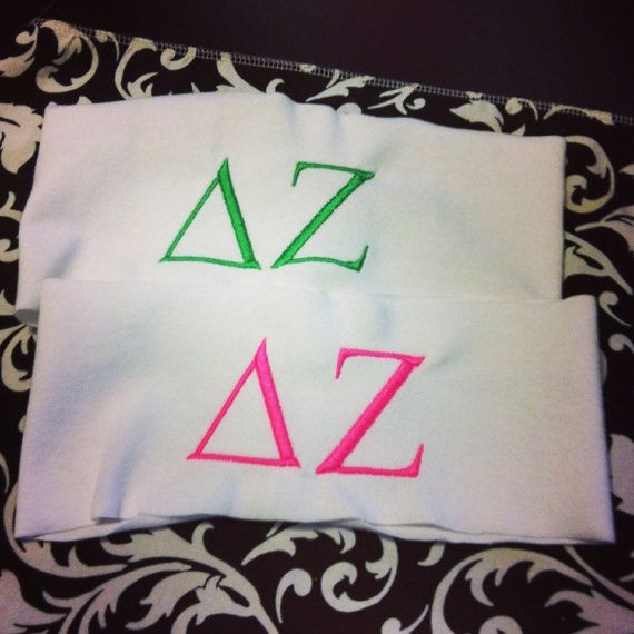 Sweat in style sorority edition on Etsy, $7.00