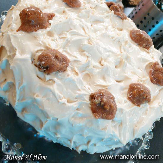 تورتة التوفي Recipes Cake Tasty Cake Desserts Desserts Food