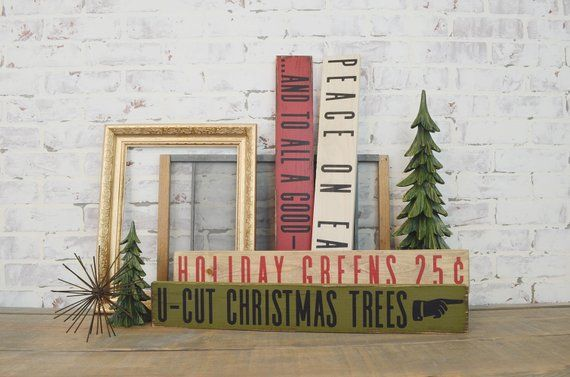 Add Unique Whimsy To Your Homes Christmas Decor With These Text