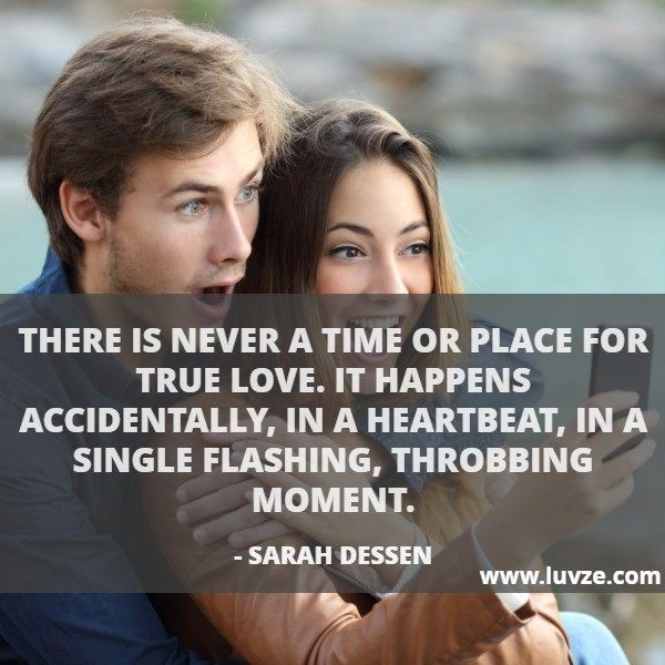 Sweet Love Couple Images With Quotes: 130 Cute Relationship Quotes/Sayings For Couples With