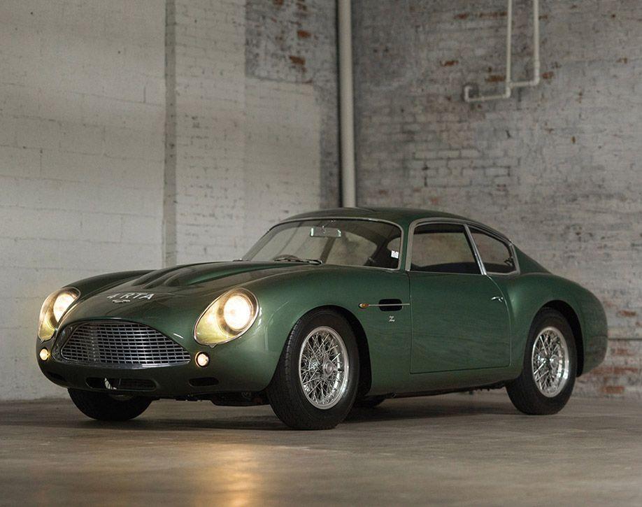 Auction Block 1962 Aston Martin Db4gt Zagato Aston Martin Db4 Aston Martin Cars Aston Martin