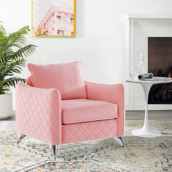 amazon altrobene contemporary loveseat velvet sofa