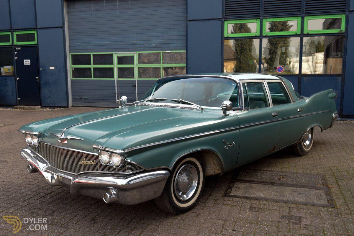 1960 Chrysler Imperial 4d For Sale 2725 Dyler Chrysler