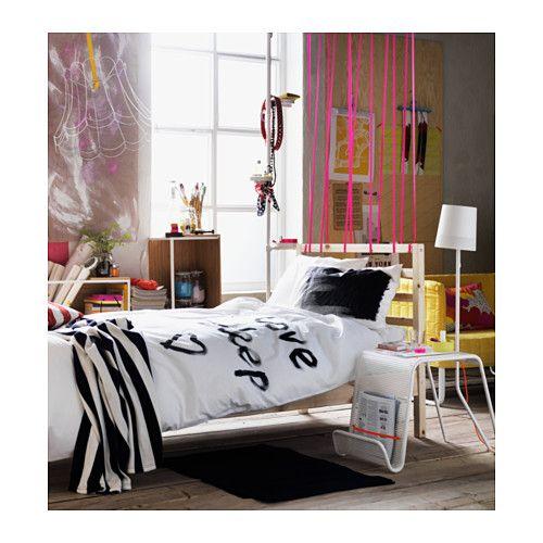 TARVA Cadre De Lit Pin Lit Ikea Chambre Ado Et Ado - Cadre de lit ado