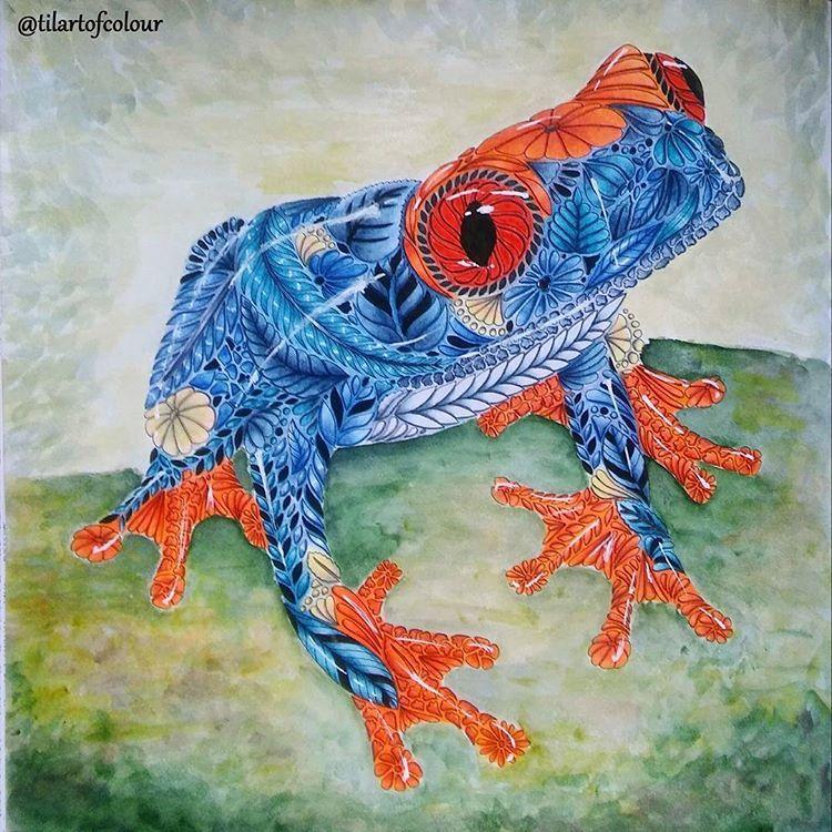 Pin de Morty Pinson en Artist favorites | Pinterest | Colorear ...