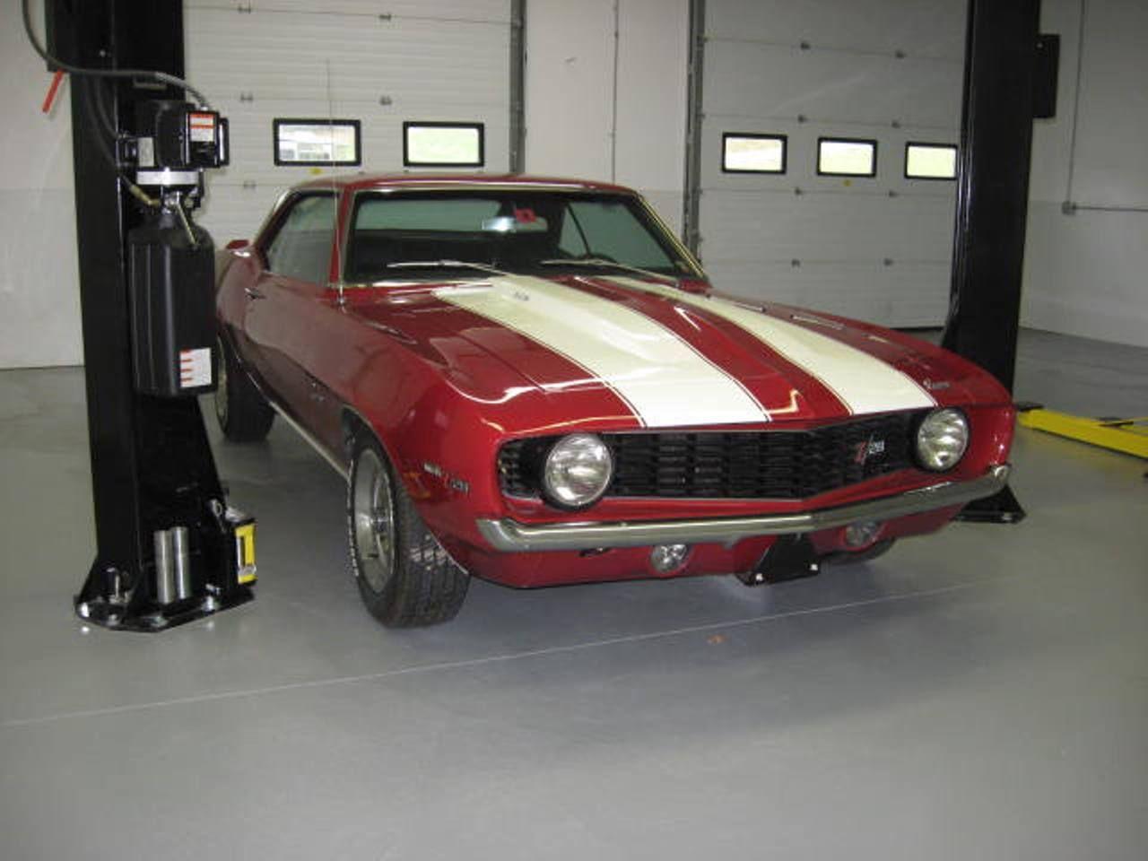 1969 Chevy Camaro Z28 Clone Muscle Car Sold on StreetRodding.com ...