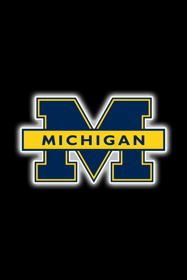 Free Michigan Wolverines Iphone Wallpapers Install In Seconds 15 To Choose From For Every Michigan Wolverines Michigan Go Blue Michigan Wolverines Football