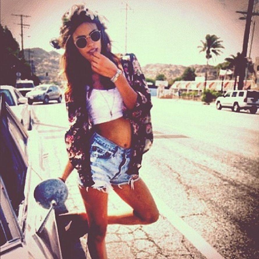 hipster girl fashion summer - photo #14