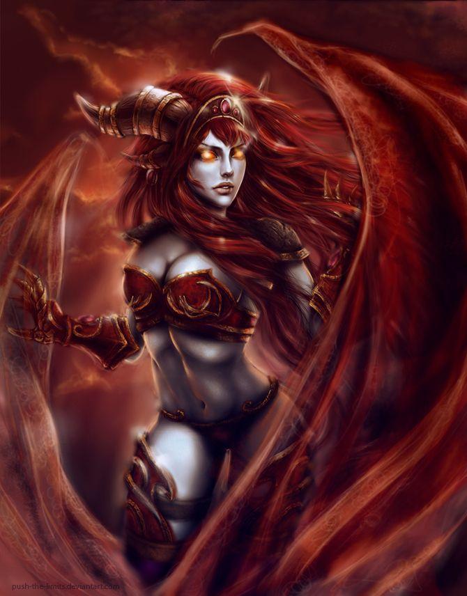 Alexstrasza Halloween 2020 Alexstrasza Wallpapers Wallpapers in 2020 | Warcraft art, Fantasy