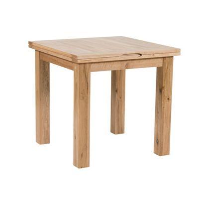 Willis Gambier Oak Normandy Flip Top Table At Debenhams Com