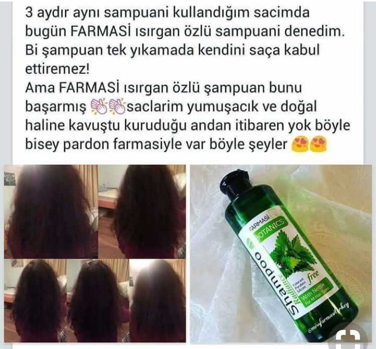 Farmasi Sac Bakimi Volvic Bottle Mascara Bottle