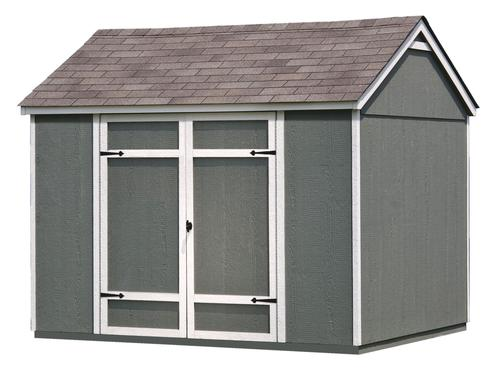 Ellington 10 X 8 Shed Material List In 2020 Backyard Storage Shed Outdoor
