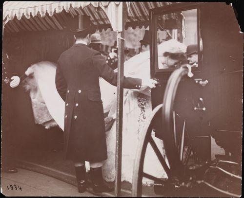Consuelo Vanderbilt Wedding