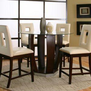 Round Glass Bistro Table Set | http://capturecardiff.com | Pinterest ...