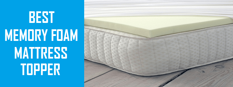Best Memory Foam Mattress Topper Top 7 Toppers For Quality Sleep Juegos Cosas